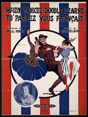 """When Yankee Doodle Learns to """"Parlez Vous Français"""""""