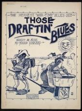 Those Draftin' Blues